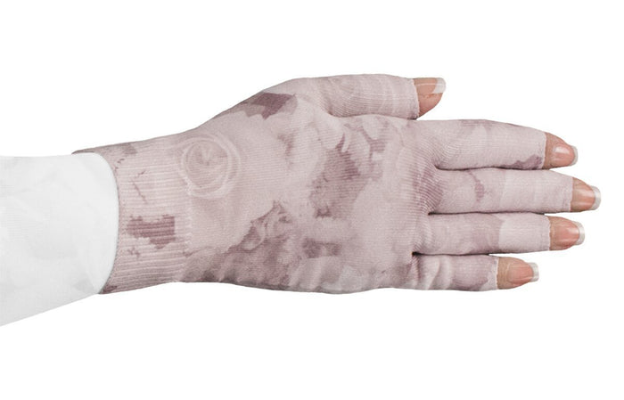 LympheDIVAS Romantic Rose 20-30 mmHg Glove