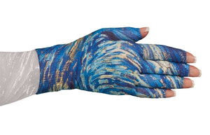 LympheDIVAS Starry Night 30-40 mmHg Glove
