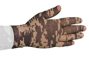 LympheDUDES Military Camouflage 20-30 mmHg Glove