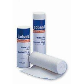 Isoband Short Stretch Bandage (5.5 yd Roll)