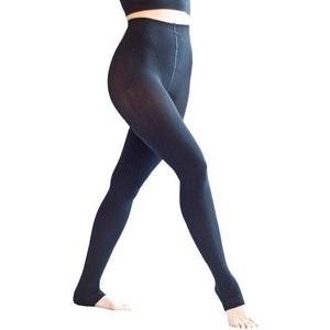 Solidea Active Massage Compression Legging, Black