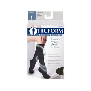 Truform Women's Trouser 15-20 mmHg Knee High