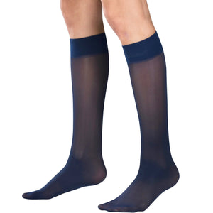 Truform Lites Women's 8-15 mmHg Knee High
