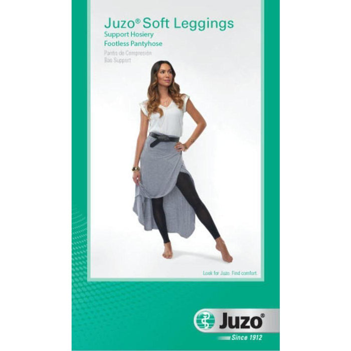Juzo Soft Women's 15-20 mmHg Leggings