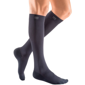 Mediven Active 20-30 mmHg Knee High Socks, Grey