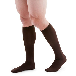 Mediven for Men 8-15 mmHg Knee High, Brown