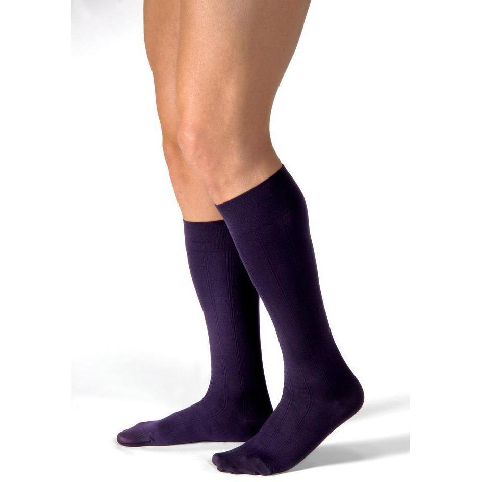 Jobst Men's Dress 8-15 mmHg Knee High