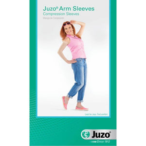 Juzo Dynamic Max 30-40 mmHg Armsleeve w/ Silicone Top Band