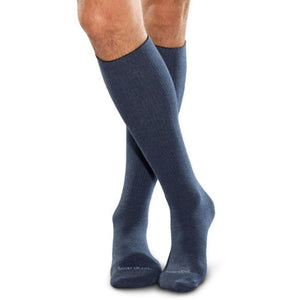 SmartKnit Seamless Diabetic Over-The-Calf Socks