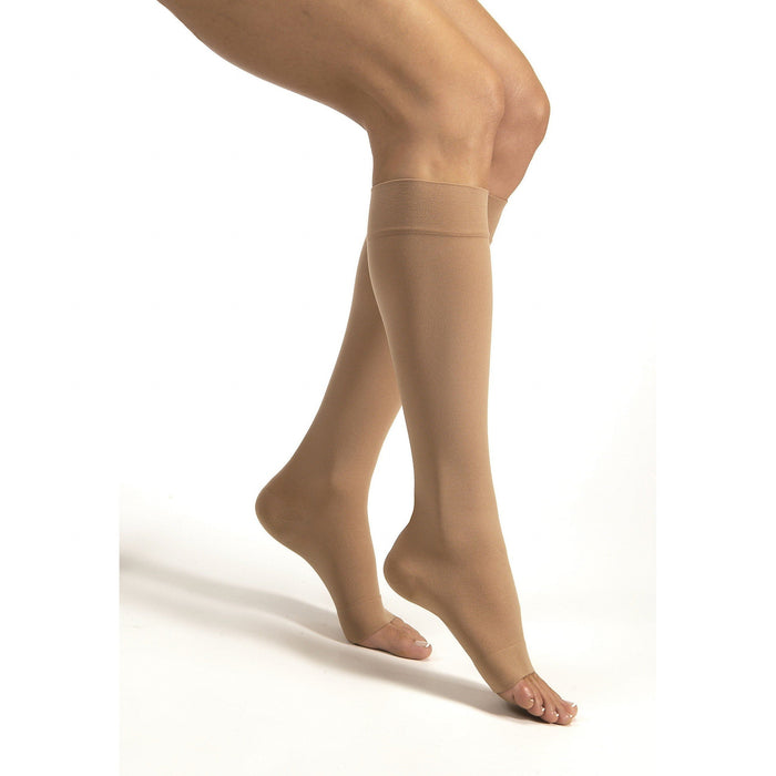 Jobst Relief 15-20 mmHg OPEN TOE Knee High