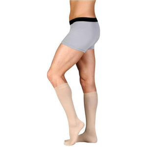 Juzo Dynamic 20-30 mmHg Knee High w/ 5 cm Silicone Top Band