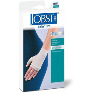 "Jobst Bella Lite 20-30 mmHg Armsleeve w/ 2"" Silicone Top Band"