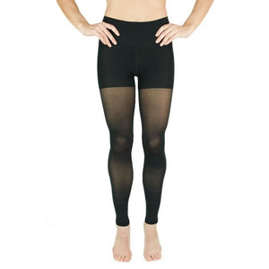 Rejuva Sheer Women's 20-30 mmHg Convertible Legging