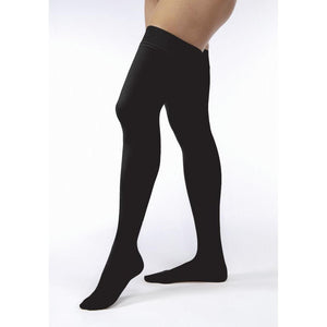 Jobst Opaque Women's 30-40 mmHg Thigh High w/ Silcone Dot Top Band