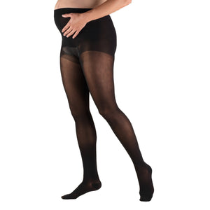 Truform Lites Women's 15-20 mmHg Maternity Pantyhose