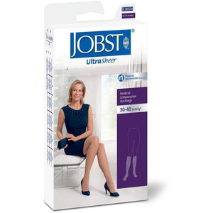 Jobst UltraSheer SoftFit Women's 30-40 mmHg Knee High