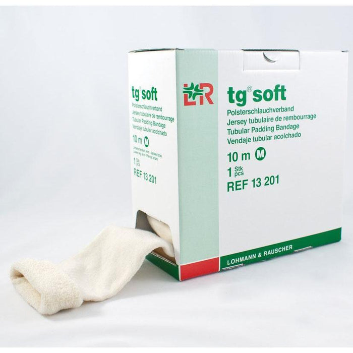tg Soft - Padded Tubular Bandage (11yd Roll or Case)