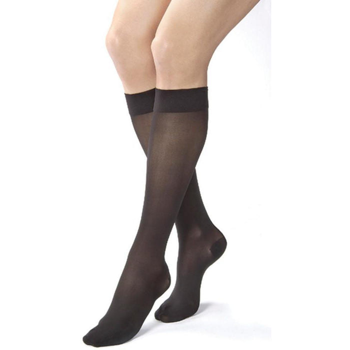 Jobst UltraSheer SoftFit Women's 15-20 mmHg Knee High
