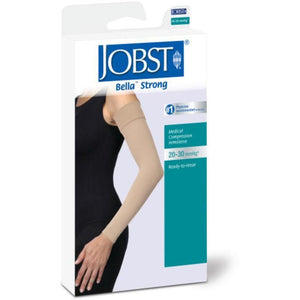 Jobst Bella Strong 20-30 mmHg Armsleeve w/ Silicone Top Band