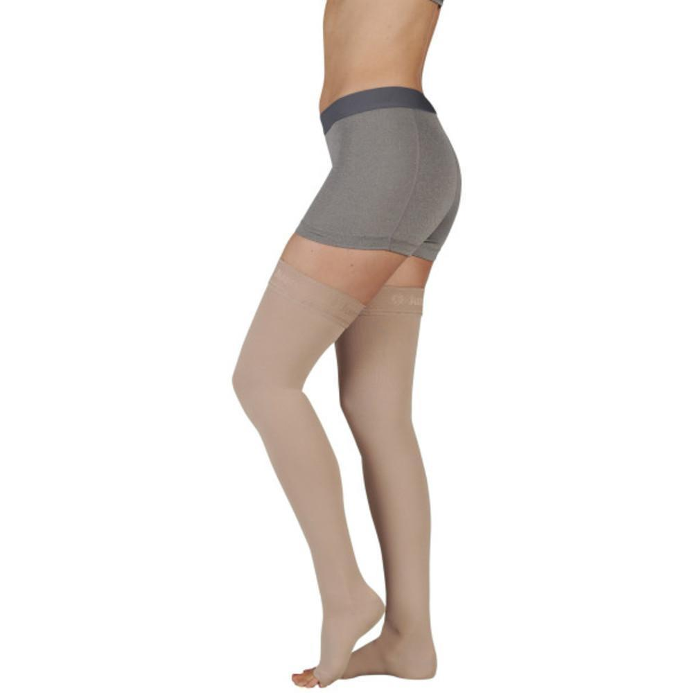 Juzo Dynamic 40-50 mmHg Thigh High w/ Silicone Top Band