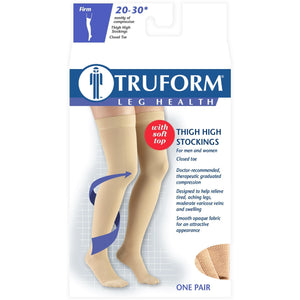 Truform 20-30 mmHg Thigh High