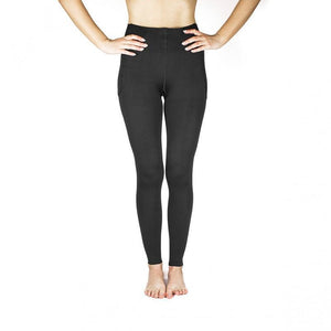 Rejuva Footless Women's 15-20 mmHg Compression Legging