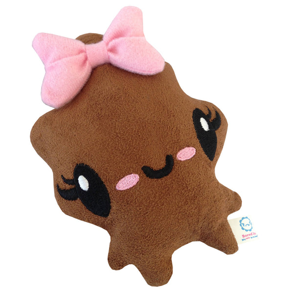 Bored Inc. Cutie Poo Mini Plush