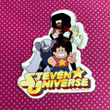 Steven Universe Sticker- Group