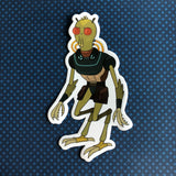 Rick and Morty Sticker- Krombopulos Michael