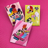 The Powerpuff Girls Fridge Magnet- Pink Stripe