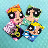 The Powerpuff Girls Fridge Magnet- Bubbles