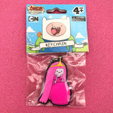 Adventure Time Princess Bubblegum Rubber Keychain