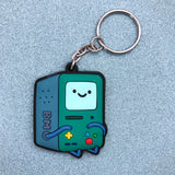 Adventure Time BMO Beemo Rubber Keychain