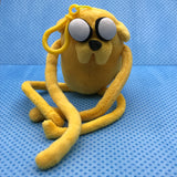 Adventure Time Jake Plush Clip-On Keychain