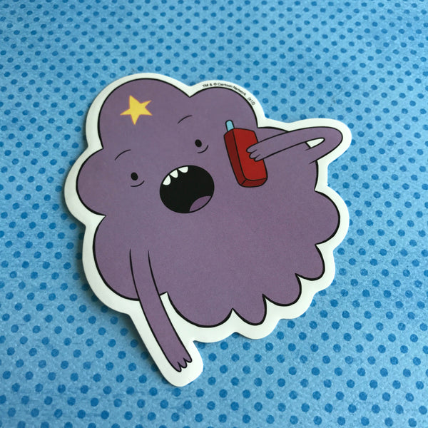 Adventure Time LSP Phone Sticker