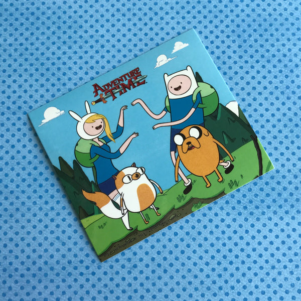 Adventure Time Finn and Fionna Sticker