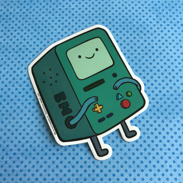 Adventure Time BMO Beemo Sticker