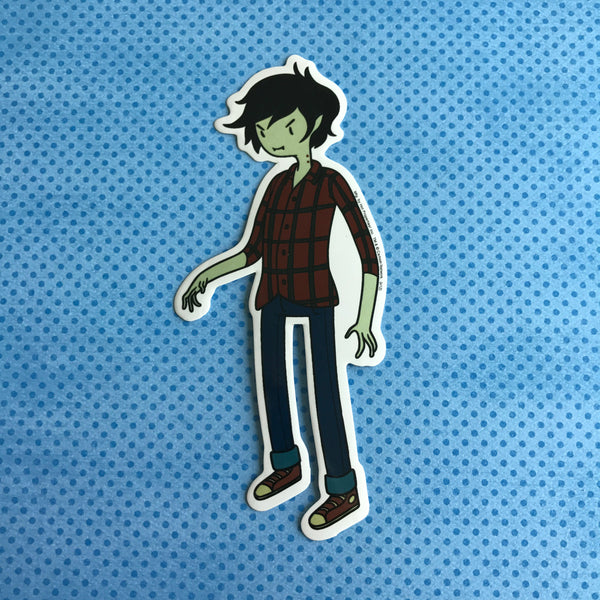 Adventure Time Marshall Lee Sticker
