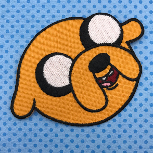 Adventure Time Jake Patch