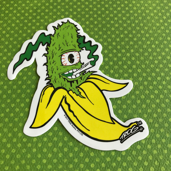 TROG Bud-nanna Sticker
