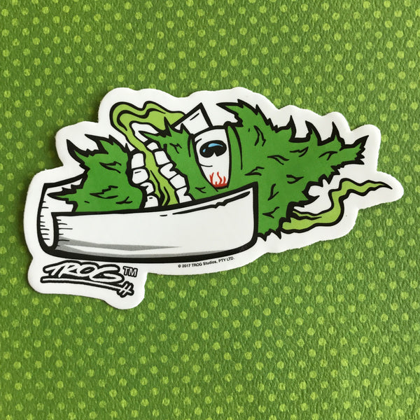 TROG Joint Sticker
