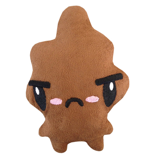 Bored Inc. Grumpy Poo Mini Plush