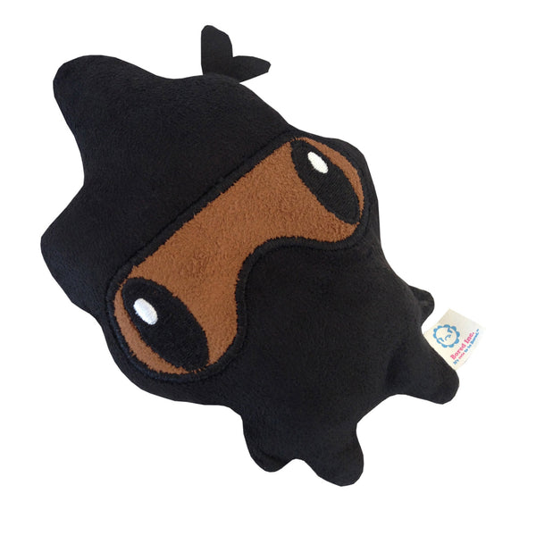 Bored Inc. Ninja Poo Mini Plush