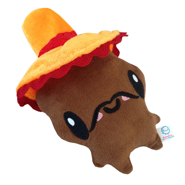 Bored Inc. Poo-quito Mini Plush