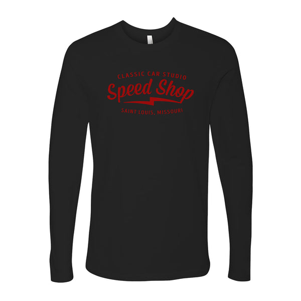 Speed Shop St. Louis Long Sleeve T-Shirt
