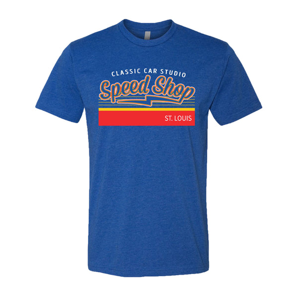 Speed Shop St. Louis - Retro Hockey