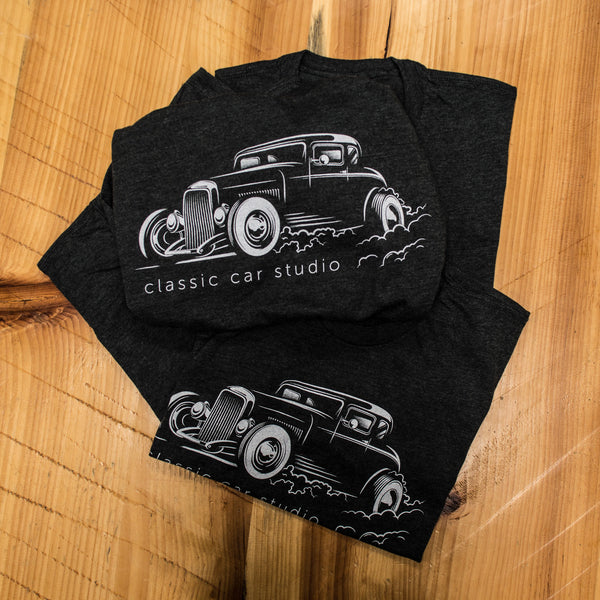 Ford Coupe T-Shirt (Charcoal)