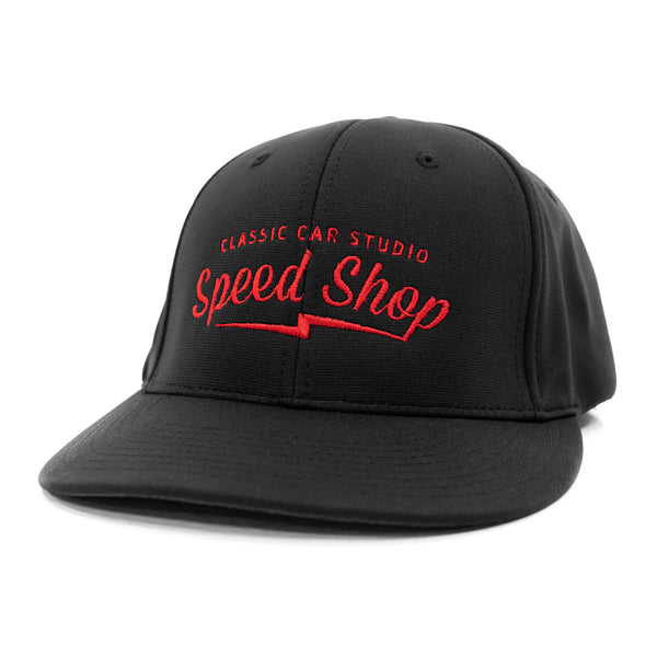 Fitted Speed Shop Cap