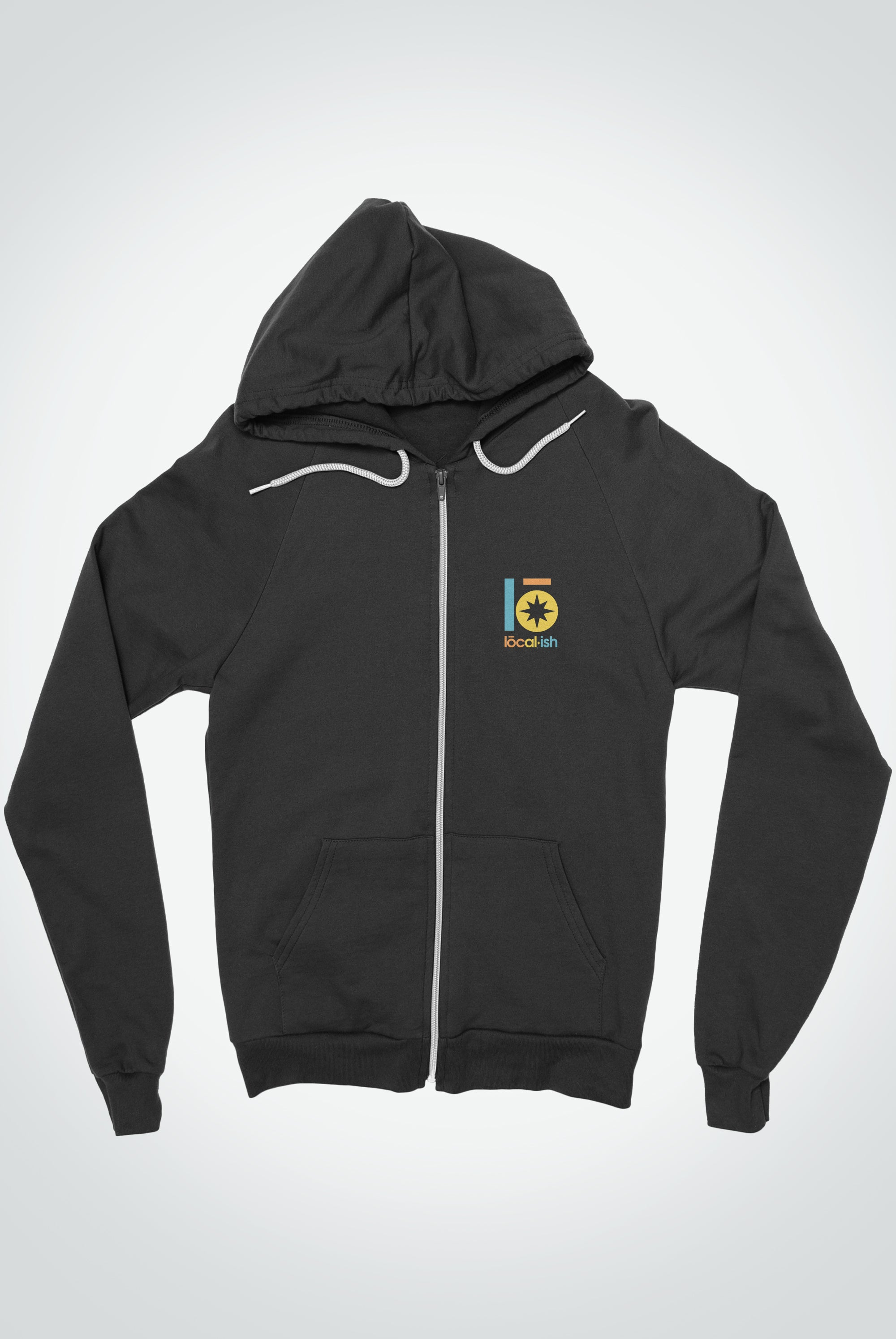the traveler hoodie - black