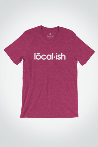 mens localish only tee